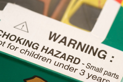 choking hazard
