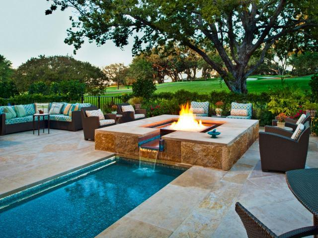 extraodinary-colourful-rectangle-grass-beautiful-backyards-decorative-the-poll-and-big-trees-design